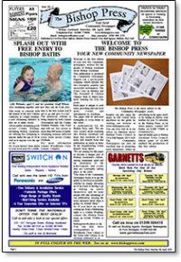 Bishop Press, issue 1