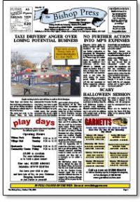 Bishop Press, issue 15