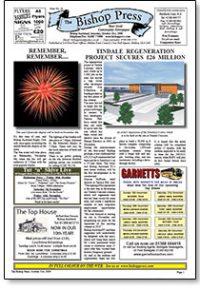 Bishop Press, issue 16