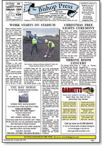Bishop Press, issue 18