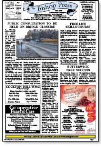 Bishop Press, issue 21