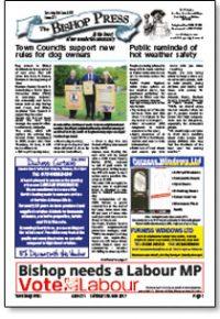 Bishop Press, issue 211