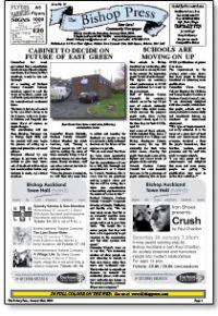 Bishop Press, issue 22