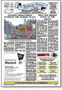 Bishop Press, issue 25