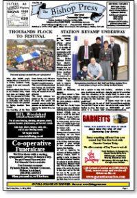 Bishop Press, issue 29