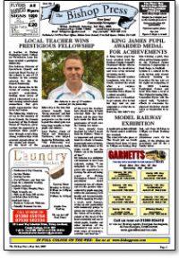 Bishop Press, issue 3