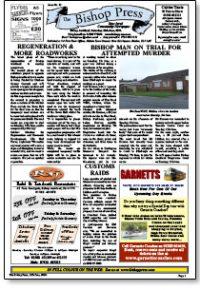 Bishop Press, issue 32