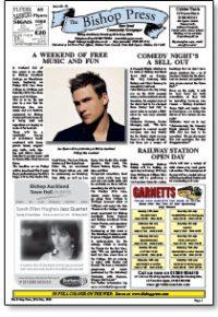 Bishop Press, issue 33