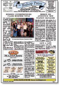 Bishop Press, issue 34