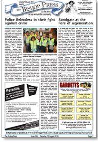 Bishop Press, issue 36