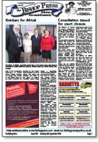 Bishop Press, issue 38