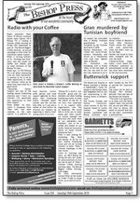 Bishop Press, issue 39