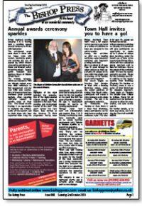 Bishop Press, issue 40