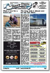 Bishop Press, issue 41