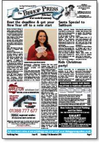 Bishop Press, issue 45