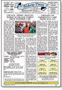 Bishop Press, issue 7