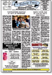 Bishop Press, issue 8