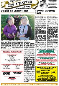 Ferryhill & Chilton Chapter, issue 650, front cover