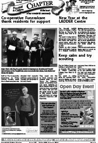 Ferryhill & Chilton Chapter, issue 657