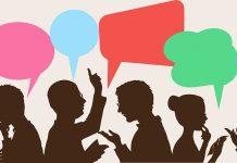 film critics conversation bubbles