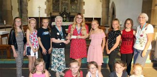 Volunteer, Lucy Mann, raising funds for once in a lifetime trip
