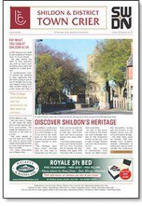 Town Crier, Issue 883
