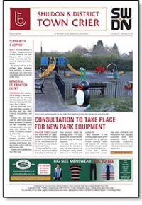 The Crier, issue 904