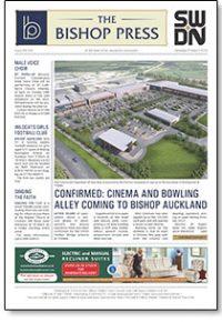 Bishop Press, issue 256