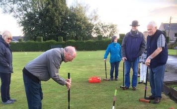 Auckland Croquet Club proved too strong for Tyneside Hunters in their first league match of the season.
