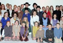 The cast of Oliver are set to take to the stage at Spennymoor Town Hall next week.