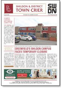 The Crier, issue 949