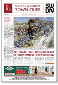 The Crier, issue 955