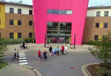 Bishop Auckland College.