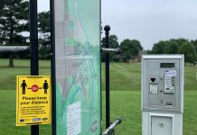 Additional signage in place at car parking metres across County Durham.