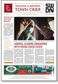The Crier, issue 972