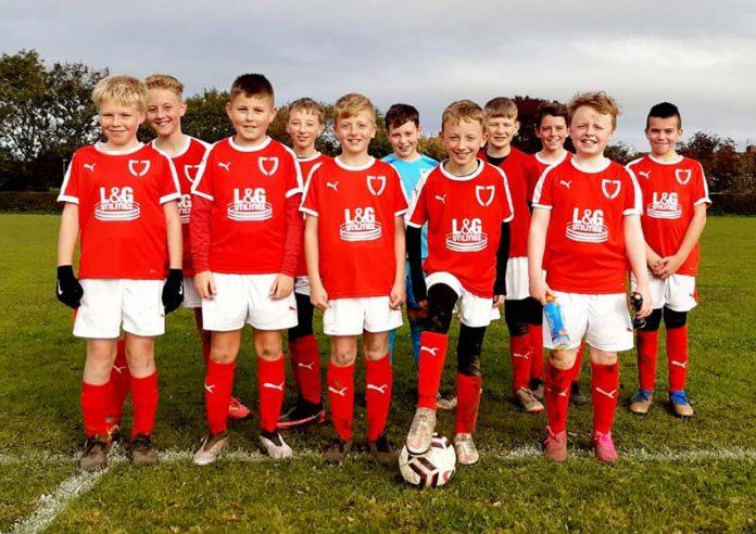 Chilton Juniors FC U12s