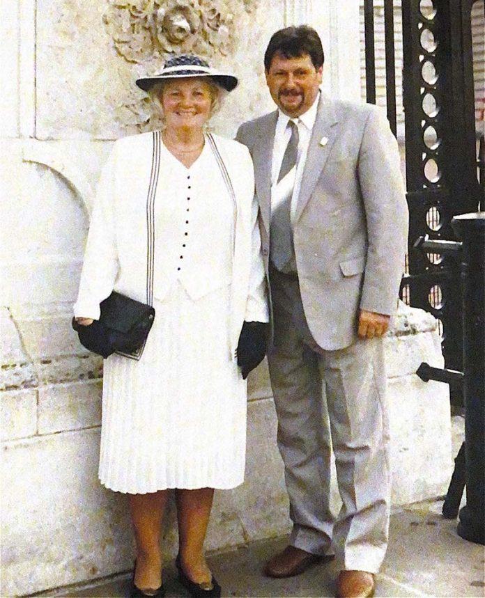 Maureen and Ken Golightly