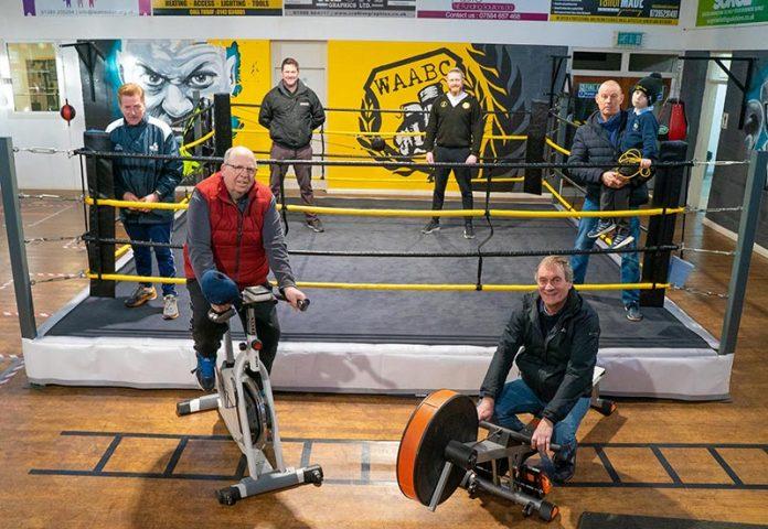 West Auckland Amateur Boxing Gym